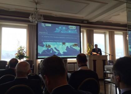 """Участие в Европейския икономически форум """"транспорт"""""""